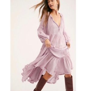 Free people in the moment dress